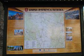 """""""System identyfikacji turystycznej – oznakowanie atrakcji turystycznych Bystrzycy Kłodzkiej oraz ich promocja"""""""