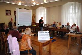 Działania edukacyjne dla seniorów Gminy Bystrzyca Kłodzka