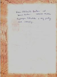 Wpisy do księgi pamiątkowej
