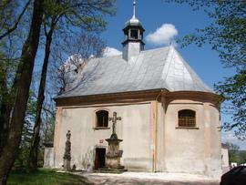 Kościółek św. Floriana na Górze Parkowej