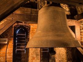 XIX wieczne dzwony w Baszcie Rycerskiej