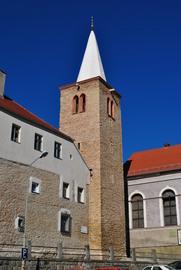 XIV wieczna Baszta Rycerska po remoncie