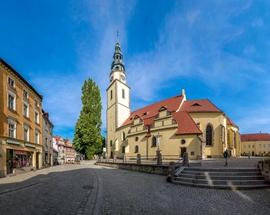 Kościół pw. św. Michała Archanioła w Bystrzycy Kłodzkiej