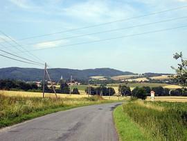 Panorama Starego Waliszowa