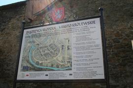 Plan Miejskiej Trasy Turystycznej wytyczonej po Bystrzycy Kłodzkiej