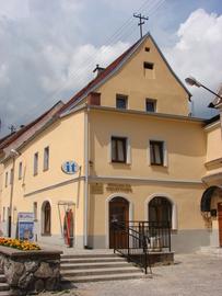 Lokal Centrum Informacji Turystycznej, Mały Rynek