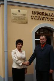 Otwarcie lokalu Centrum Informacji Turystycznej